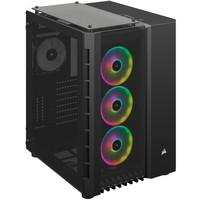 Gabinete Gamer Corsair Crystal Series 680X, RGB, Preto - CC-9011168-WW