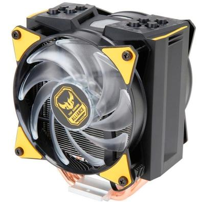 Cooler Fan Cooler Master MasterAir MA410M TUF Gaming, RGB, 12cm - MAM-T4PN-AFNPC-R1