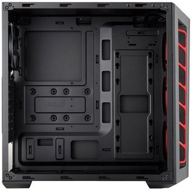 Gabinete Cooler Master MB501L Vermelho MCB-B501L-KNNN-S00