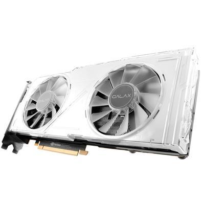 Placa de Vídeo Galax NVIDIA GeForce RTX 2080 Ti White 11GB, GDDR6 - 28IULBUCT4KW