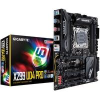 Placa-Mãe Gigabyte X299 UD4 Pro, Intel LGA 2066, ATX, DDR4 (Rev. 1.0)