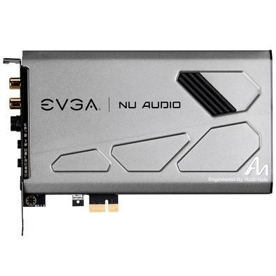 Placa de Som EVGA Nu Audio, PCIe, 5.1 Canais - 712-P1-AN01-KR
