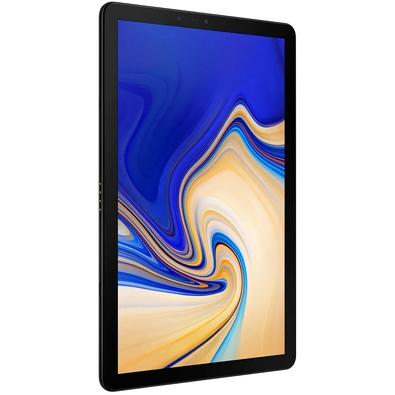 Tablet Samsung Galaxy Tab S4, 4G + WiFi, Android Oreo 8.1, 64GB, 13MP, 10.5', Preto - T835