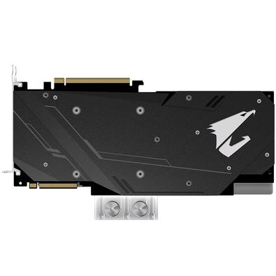 Placa de Vídeo Gigabyte Aorus NVIDIA GeForce RTX 2080 Ti Xtreme Waterforce WB 11G, GDDR6 - GV-N208TAORUSX WB-11GC