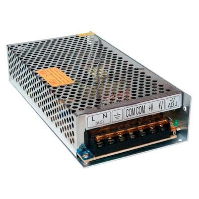 Fonte Gradeada Eletrônica Fasgold 12V 15A, Protetor de Surto Interferência - FS-324
