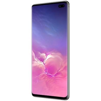 Smartphone Samsung Galaxy S10+, 128GB, 16MP, Tela 6.4´, Preto - SM-G975F/1DL