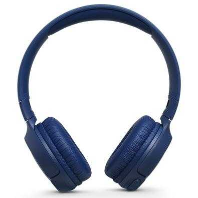 Headphone JBL Tune, Bluetooth, Azul - JBLT500BTBLU