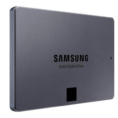 SSD Samsung 860 QVO, 1TB, SATA, Leitura 550MB/s, Gravação 520MB/s - MZ-76Q1T0B/AM