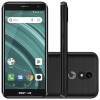 Smartphone Positivo Twist 2 Go S541, 8GB, 8MP, Tela 5´, Preto - 3901021