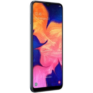 Smartphone Samsung Galaxy A10, 32GB, 13MP, Tela 6.2´, Preto - SM-A105M/32DL