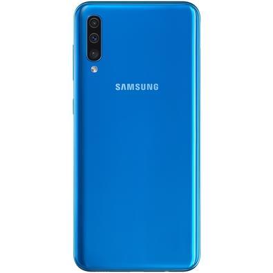 Smartphone Samsung Galaxy A50, 64GB, 25MP, Tela 6.4´, Azul - SM-A505GT/6DL