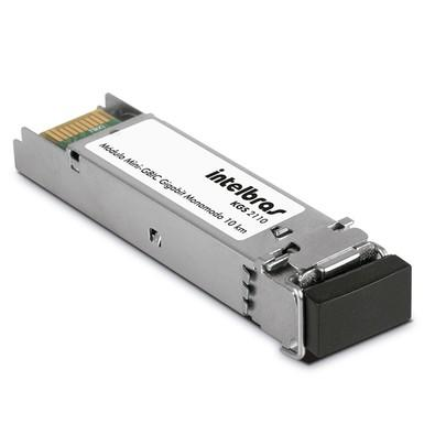 Módulo Mini Intelbras KGSD 2110 A, GBIC Giga Monomodo 10KM