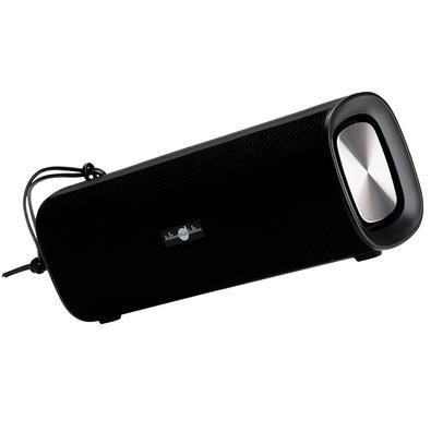 Caixa de Som Dazz Deep, Bluetooth, 10W, Preta - 6014391