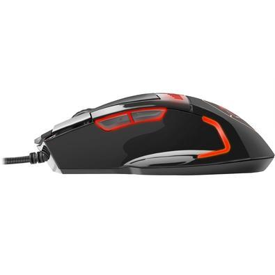 Mouse Gamer ELG Extreme Sniper Pro, LED, 8 Botões, 5200DPI - MGSP
