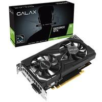Placa de Vídeo Galax NVIDIA GeForce GTX 1650 EX 4GB, GDDR5 - 65SQH8DS08EX