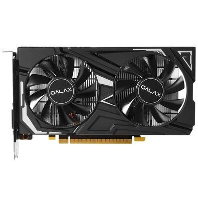 Placa de Vídeo Galax NVIDIA GeForce GTX 1650 EX 4GB, GDDR5 - 65SQH8DS08EX