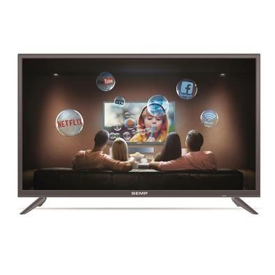 Smart TV LED 39´ Full HD Semp, Conversor Digital, 2 HDMI, 1 USB, Wi-Fi - L39S3900FS
