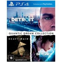 Game Quantic Dream Collection PS4