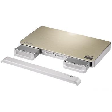 Storage QNAP NAS, Sem Disco, 2 Baias - HS-453DX-8G-US