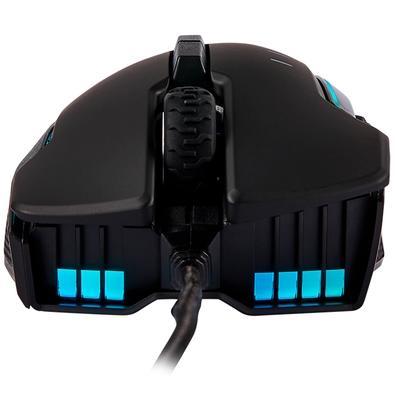 Mouse Gamer Corsair Glaive RGB PRO, 7 Botões, 18000 DPI - CH-9302211