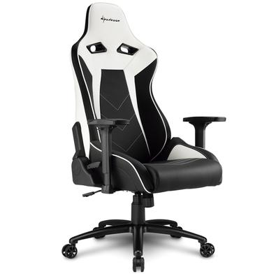Cadeira Gamer Sharkoon Elbrus 3, Black White