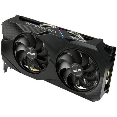 Placa de Vídeo Asus Dual NVIDIA GeForce GTX 1660 6GB, GDDR5 - DUAL-GTX1660-A6G-EVO