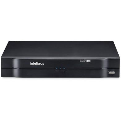 DVR Intelbras Multi HD 08 CH sem HD MHDX 1108 - 4580327