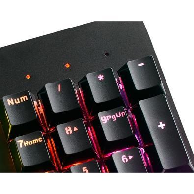 Teclado Mecânico Gamer Glorious GMMK, RGB, Switch Gateron Brown, US - GMMK-BRN