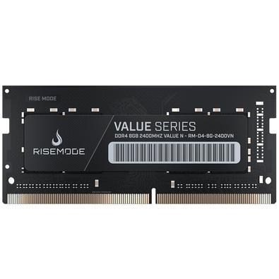 Memória Rise Mode 8GB, 2400MHz, DDR4, Notebook - RM-D4-8G-2400VN