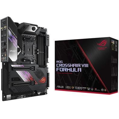 Placa-Mãe Asus ROG Crosshair VIII Formula, X570, AMD AM4, ATX, DDR4