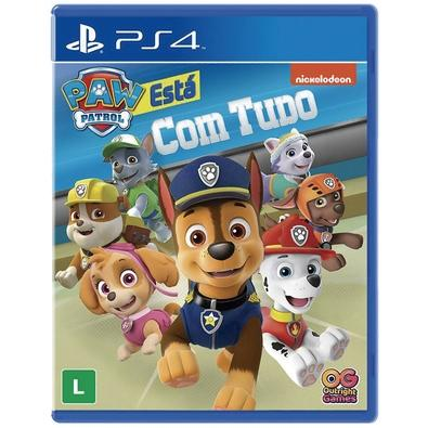 Game Patrulha Canina PS4