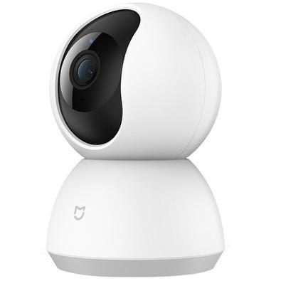 Câmera de Segurança Xiaomi Wi-Fi 360° 1080P Branca - XM314BRA