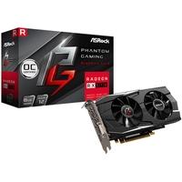Placa de Video Asrock Phantom Gaming D Radeon RX570 8G OC, GDDR5