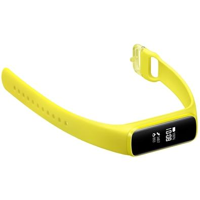 Fitnessband Samsung Galaxy Fit E, Bluetooth, Touchscreen, Amarelo - SM-R375NZYAZTO