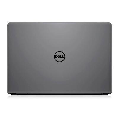 Notebook Dell Inspiron, Core i5-7200U, 4GB, 1TB, Tela 15.6´, Windows 10, Cinza - 15-3567-A30C