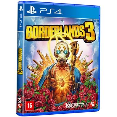 Game Borderlands 3 PS4