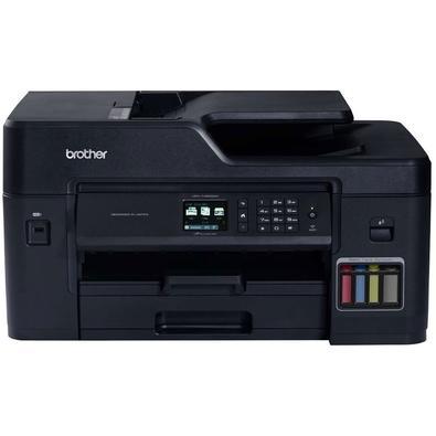 Multifuncional Brother, Jato de tinta, Colorida, A3, Wi-Fi, 110V - MFCT4500DW