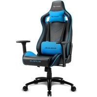 Cadeira Gamer Sharkoon Elbrus 2, Black Blue