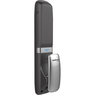 Fechadura Digital Intelbras FR 630, Push & Pull com Biometria, Até 100 Biometrias - 4670630