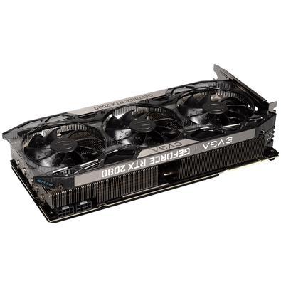 Placa de Video EVGA NVIDIA GeForce RTX 2080, 8GB, GDDR6 - 08G-P4-2283-KR