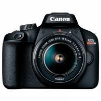 Câmera Digital Profissional Canon Eos Rebel T100, Lente 18-55mm, F/3.5-5.6 Is