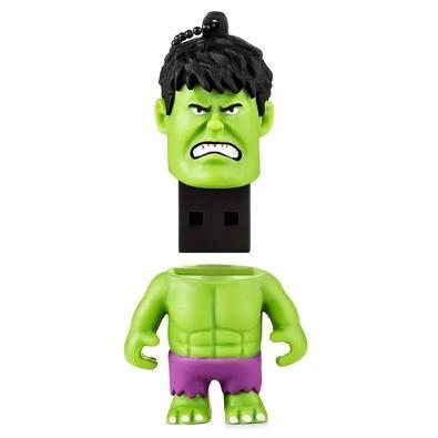 Pen Drive Multilaser Vingadores Hulk, 8GB - PD082