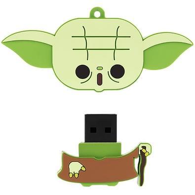 Pen Drive Multilaser Yoda, 8GB - PD037