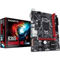 Placa-Mãe Gigabyte B365M Gaming HD, Intel LGA 1151, mATX, DDR4