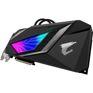 Placa de Vídeo Aorus NVIDIA  GeForce RTX 2080 Super Waterforce, 8GB, GDDR6 - GV-N208SAORUS W-8GC