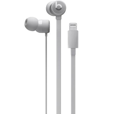 Fone de Ouvido Intra Auricular Beats urBeats3, Com Microfone, Conector Lightining, Prata - MU9A2LL/A