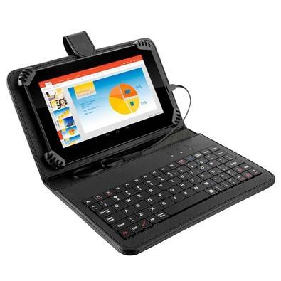 Tablet Multilaser M7S Plus, Bluetooth, Tela de 7´, Com Teclado e Case Preto - NB323