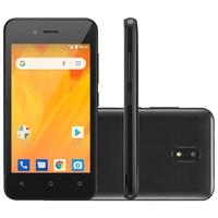 Smartphone Multilaser MS40G, 8GB, 5MP , Tela 4´, Preto + Micro SD 32GB - NB759