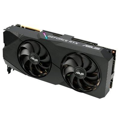 Placa de Vídeo Asus NVIDIA Dual Geforce RTX 2070 Super EVO OC 8GB, GDDR6 - DUAL-RTX2070S-O8G-EVO