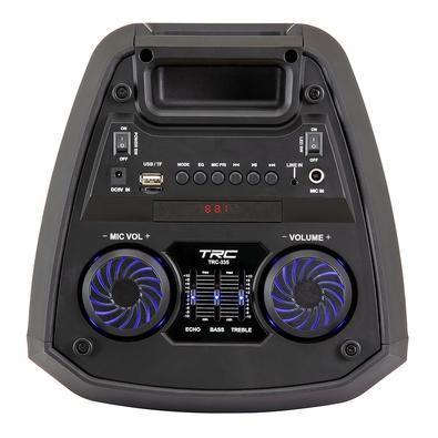 Caixa de Som Amplificada TRC 335, Bluetooth, USB, 200W RMS - TRC 335